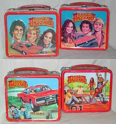 Dukes of Hazzard Lunch Boxes - lunch-boxes Photo
