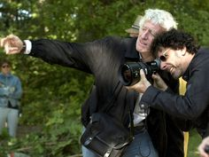 Coen Brothers' cinematographer Roger Deakins The noted cinematographer has shaped the visual vocabulary of films including The Shawshank Redemption and every Coen Brothers picture since 1991's Barton Fink. He talks to Melissa Block about the joys of the simple image — and takes us through two of his favorite scenes.