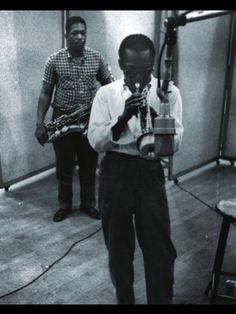 Coltrane/Miles Davis NJ '58
