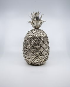 Pineapple Ice Bucket by Mauro Manetti Pineapple Ice Bucket, Florence Italy, Icon Design, 1960s, Mid Century, How To Make, Sixties Fashion, Retro