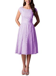 Tideclothes Modern Short Bridesmaid Dress Lace Prom Evening Dress Cap Sleeves Lavender US6 Tideclothes http://www.amazon.com/dp/B01A1XZMSU/ref=cm_sw_r_pi_dp_Jy7Nwb0GPGEZ8