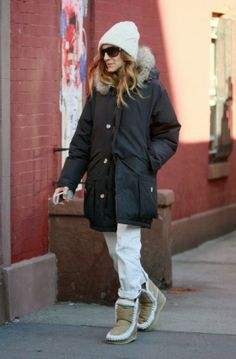 elblogdepasionforfashion: How to dress warm and fashionably in cold temperatures