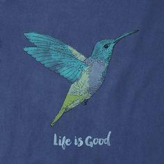 a244fd4419a Women s Hummingbird Crusher Vee Cool T Shirts