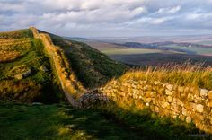 The Wall and Beyond by Darby Sawchuk on 500px