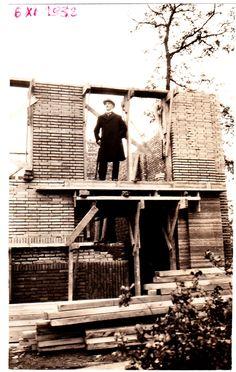 Architect Eduard Van Steenbergen - Complex Van Steenbergen - Serrigiersstraat - Tentoonstellingswijk