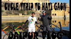 Amer & Hathi Gaon In Jaipur - Cycle Trip