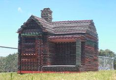 Stacked House by Jeff Thomson