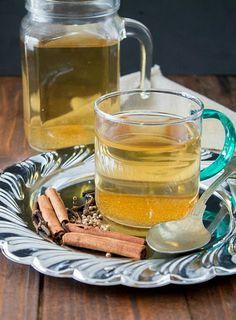 Nem acredito que é saudável!: Chá detox . Detox tea