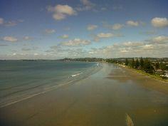Orewa Beach in North Shore, Auckland