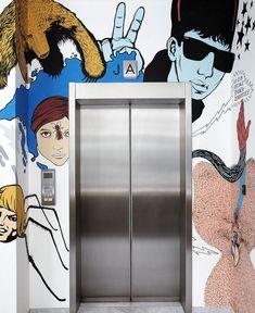 Contemporary Office Decor - InteriorZine