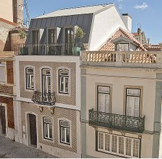 Casa Amora Guesthouse, Lisboa, Portugal.. A great place to stay in Lisbon.