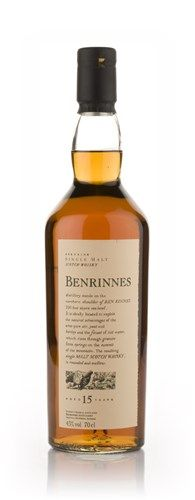 Scotch to Try - Benrinnes 15 Year Old, Speyside:   Nose: Slightly doughy. Toffee chip biscuits. Floral.  Palate: Rounded, good sweetness. A whiff of peat.  Finish: Barley, biscuity, slightly drying.