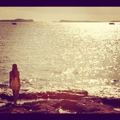 sunset strip - Ibiza, Spain August 2011