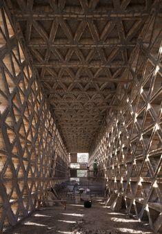 South American Architects Sandra Barclay and Gloria Cabral Win 2018 Women in Architecture Awards,FADA / Gabinete de Arquitectura. Image © Federico Cairoli