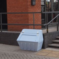 Wybone designs and manufactures street furniture including litter bins, recycling bins, grit bins and clinical waste bins. Pastel Shades, Street Furniture, Recycling Bins, Benefit, Salt, Touch, Landscape, Retro, Storage