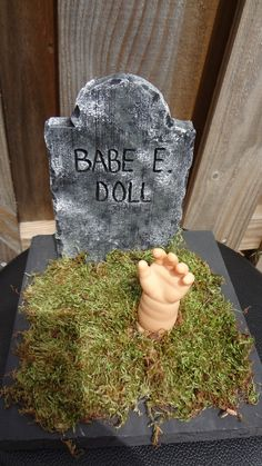 Back from the grave baby doll