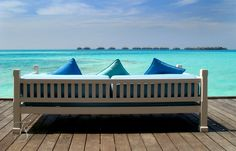 Conrad Maldives Rangali Island | Luxury Hotels Travel+Style