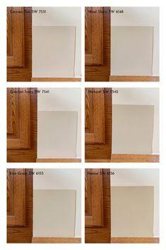 Beige Paint Colors, Light Paint Colors, Trim Paint Color, Kitchen Paint Colors, Interior Paint Colors, Paint Colors For Living Room, Paint Colors For Home, Neutral Paint, Gray Paint