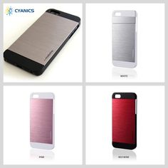#PhoneCase #PhoneCover #Cyanics Ino Metal Case wink emoticon - Compatible with iPhone 5S & 5 - Durable aluminum back cover to protectect the phone from scratches - Slim and form fitted to show the perfect shape of your device - Perfect cutouts for the camera, speakers, and other ports Details and prices here: http://amzn.to/1wvF3ek #Electronics #Accessories #California