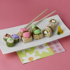 Easter sushi anyone?