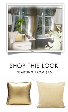 """""""Quiet Corner"""" by anjelakewell ❤ liked on Polyvore featuring interior, interiors, interior design, home, home decor, interior decorating, SCENERY and Trilogy"""