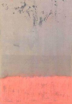 Sergej Jensen - abstract painting #art