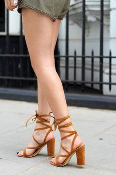 Patricia  - Blogger - High Heels Legs
