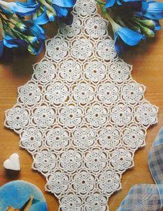 serwetka   Kraina wzorów szydełkowych...Land crochet patterns..