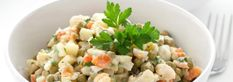 Chrupiące trufle orzechowo-czekoladowe - Fotokulinarnie Pickling Cucumbers, 2 Eggs, Vegetable Salad, Kiwi, Celery, Tiramisu, Risotto, Potato Salad, Sushi
