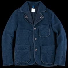 ts(s) Tyrolean Trimming Jacket in Navy