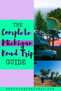is the perfect road trip state! It has endless coastal beauty, and tons. Travel Hack, Travel Tips, Budget Travel, Time Travel, Cheap Travel, Usa Travel, Perfect Road Trip, Us Road Trip, Michigan Travel