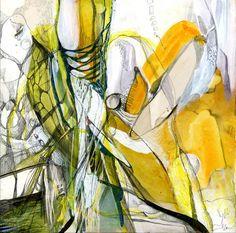 Scapes, (detail) Grassy Memory by Masha Ryskin