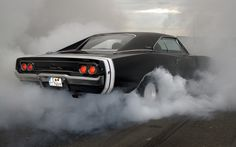 1968 dodge charger 'wouldn't mind it'