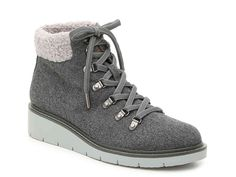 7d6c90b6c2 Dr. Scholl s Sentinel Wedge Bootie Women s Shoes