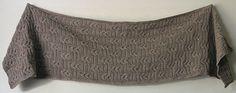 Ravelry: Horse Track Wrap pattern by Nazanin S. Fard