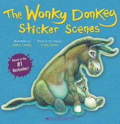 Buy Wonky Donkey Sticker Scenes book by Craig Smith from Boomerang Books, Australia's Online Bookstore.