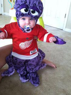 (Photo by: @Jenna Dodd-Shorts) #HockeyHalloween