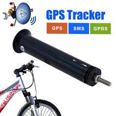 Quad Band Real-time GSM GPRS GPS Tracking devices TK305 Google Map Hidden Bike Burglar Alarm system Bicycle GPS Tracker GPS305