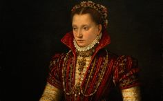 Lavinia Fontana, Portrait of a Noblewoman, ca. 1580; Gift of Wallace and Wilhelmina Holladay