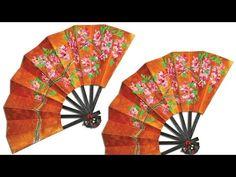 Oriental Fan - Project #148 - YouTube
