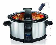 Hamilton Beach 33464 Set and Forget Programmable Slow Cooker, 6-Quart, Silver Hamilton Beach http://www.amazon.com/dp/B00GMF6IOE/ref=cm_sw_r_pi_dp_t5jyub1YR83MB