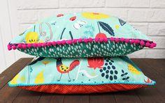Handmade pillows. Hippu. Handmade Pillows, Sunglasses Case, Blog, Fashion, Moda, Fashion Styles, Blogging, Fashion Illustrations, Handmade Cushions
