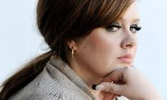 Adele.  I think that's all I need to say.