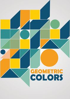 Use of Colors on Behance