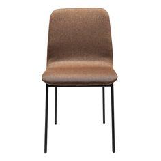 Eetkamerstoel bruin Undercover is een stijlvolle aanvulling voor je interieur!