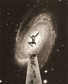 "Saatchi Art Artist Steven Quinn; Collage, ""Escape"" #art"