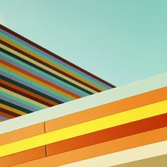 by Heartbeatbox, via Flickr. Great photos of architecture and color!