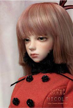 Nicole|DOLKSTATION - Ball Jointed Dolls Shop - Shop of BJD Dolls