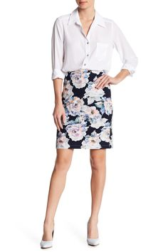 7c38170ffc Floral City Skirt by Karen Kane on @HauteLook Karen Kane, City, Nordstrom  Rack