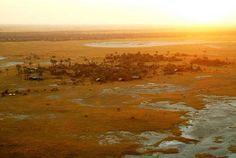 nice Jacks Camp, Makgadikgadi Pans, Botswana
